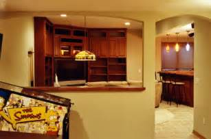 kitchen half wall ideas half wall kitchen wall ideas