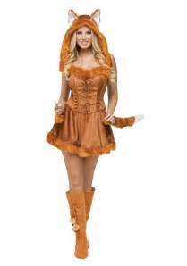 Foxy Costume Foxy Lady Costume