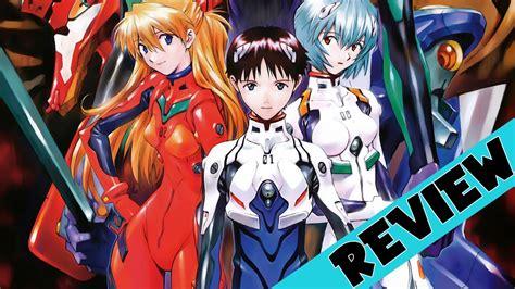 neon genesis evangelion anime review deutsch youtube