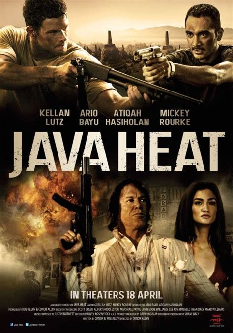 Film Action Terbaik Bahasa Indonesia | video indonesian movie java heat trailer