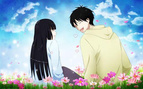 download film anime uso anime boy and girl love wallpaper hd desktop background