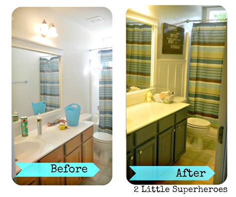little boy bathroom ideas 187 boys bathroom makeover 2 little supeheroes2 little
