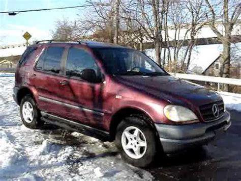 1998 mercedes ml320 1998 mercedes ml320