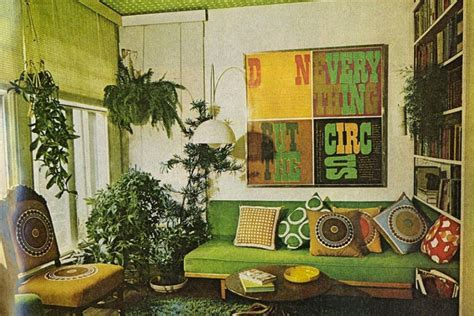 70s home decor 15 groovy home decor trends from the 70s
