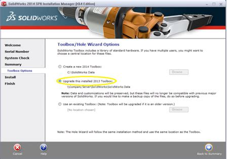 tutorial solidworks toolbox solidworks toolbox how to install tutorial innova