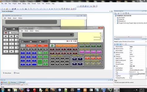 delphi calculator tutorial talking scientific calculator with calculation history