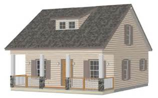 cottage blueprints home ideas