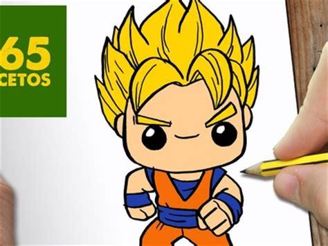 imagenes de goku kawai draw como dibujar manga 8 cuerpo completo how to draw