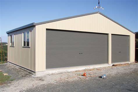 Garage And Sheds by Steel Garages And Sheds For Sale Ranbuild
