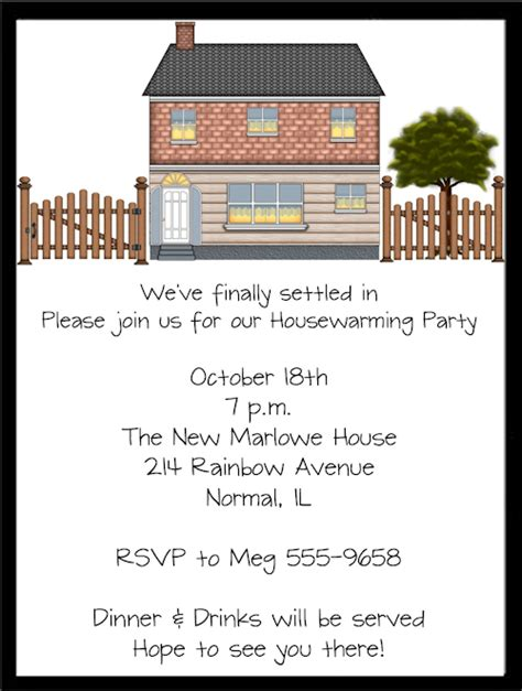 housewarming invitation text message open house housewarming party invitations