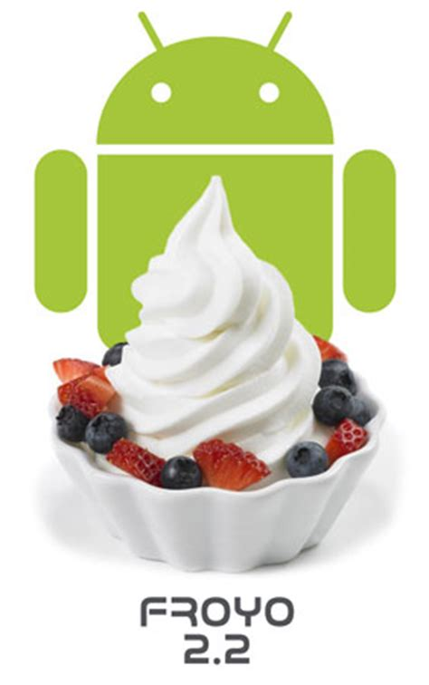 froyo android gallery android froyo logo