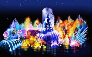 how is world of color the world of color concept designing disney