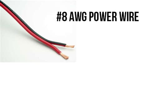 8 awg power wire 8 awg power wire bulk