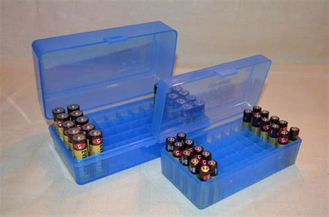 battery storage containers plastic aa aaa battery plastic storage containers holds 50