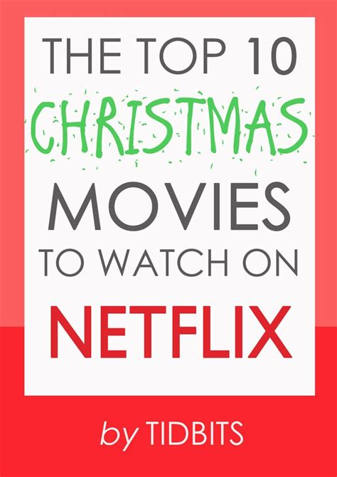 top  christmas movies    netflix tidbits