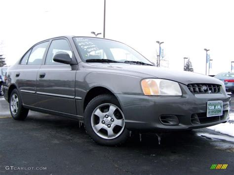 Hyundai 2001 Accent by 2001 Hyundai Accent Ii Pictures Information And Specs