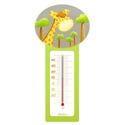 thermometre chambre enfant thermometre chambre bebe ziloo fr
