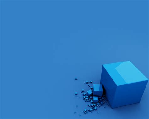 wallpaper blue cube 3d abstract cube wallpapers hd desktop backgrounds page 1