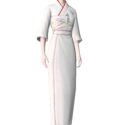 Plain Kimono plain white japanese kimono by xxprinsammi the exchange