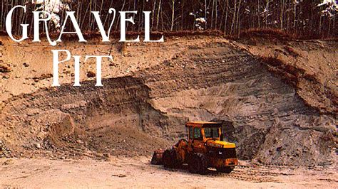 gravel pit sound effect