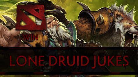 Kaos Dota 2 Lone Druid dota 2 win lone druid jukes