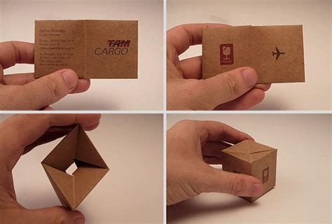 card products business card design how innovation can boost your brand
