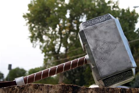 movie thor hammer avengers thor hammer 2012 f by nmtcreations on deviantart