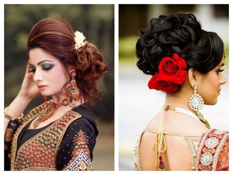 hair cut for long hairs on sari festive look hairstyles for sarees indian beauty tips