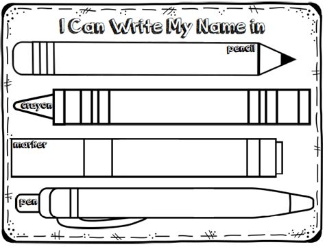handwriting worksheets for kindergarten names name writing practice handwriting ideas and freebie