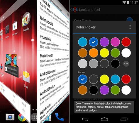 nova launcher themes for lollipop top 5 best android lollipop launcher apps
