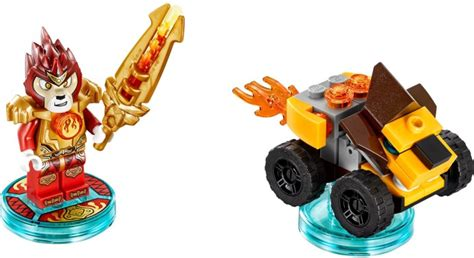 Wizard Lava L by Lego Dimensions Laval Set Review Pictures Lego 71222