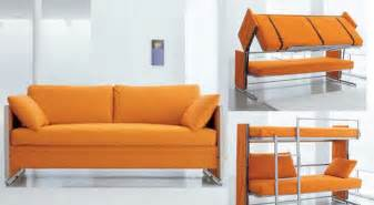 Sofa To Bunk Bed Bunk Bed Sofa For A Greater Room Design And Function