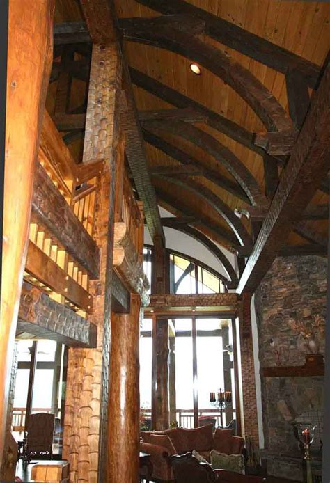 Custom Home Architects | mountain home architects timber frame architect custom