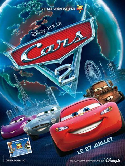 cars 3 en film affiche du film cars 2 affiche 1 sur 5 allocin 233