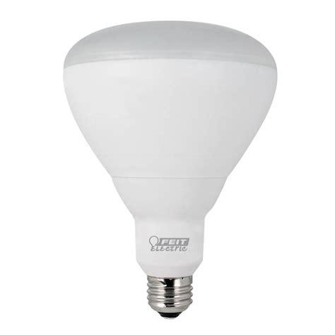 feit electric led light bulbs feit led dimmable light br40