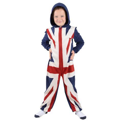 all in one piece boys hooded fleece all in one piece pyjamas jump sleep suit pjs nightwear ebay
