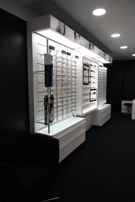 optical shop design layout 102 best optical store designs images on pinterest