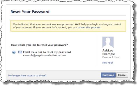 reset gmail password without recovery phone number or email how do i recover my hacked facebook account ask leo