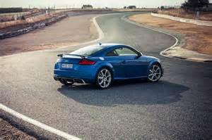 2017 audi tt rs drive review motor trend
