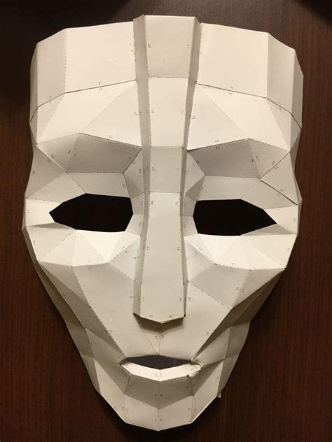 printable papercraft batman mask printable papercrafts