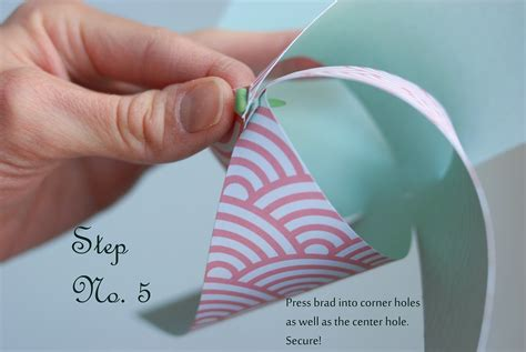 How To Make Pinwheels Out Of Paper - in the hushed hours diy pinwheels