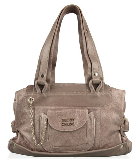 The Heloise Chloes Most Interesting Bags Since The Paddington by See By Shoulder Bag