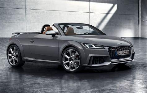 Audi Models Uk by All New Audi Tt Rs Roadster Audi Uk