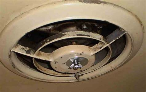 kitchen exhaust fan with light removing cleaning old kitchen exhaust fan doityourself