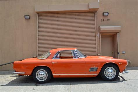 Maserati Dealer Ny by 1963 Maserati 3500gti Stock 21008 For Sale Near Astoria