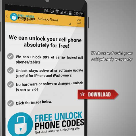 unlock phones for free unlock phone free unlock codes android apps on play