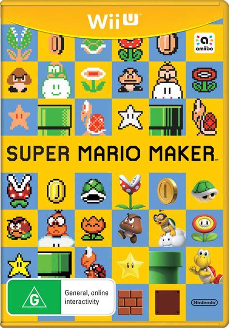 Custom Order Bro Dony Makasar mario maker review capsule computers