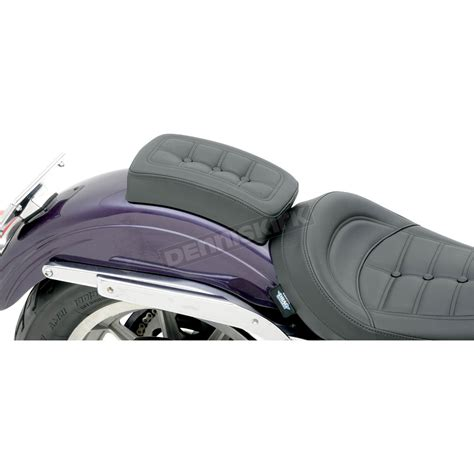 Harley Davidson 0086 drag specialties scorpion stitch pillion pad 0805 0086