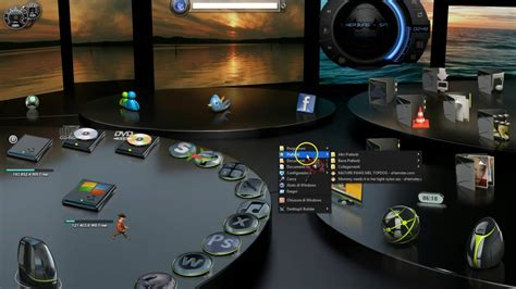 themes pc 3d windows 7 8 10 theme desktop 3d download youtube