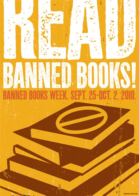 Ban More Books 2 by Banned Books Week Posters Northcoast Zeitgeist The